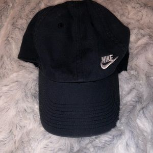 Nike navy blue hat